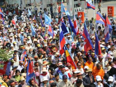 Government repression undermines legitimacy of Cambodian elections