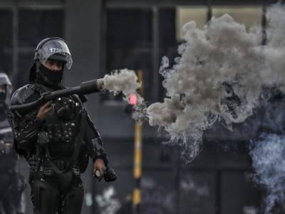 Organizaciones piden respeto por la protesta pacífica y solicitan una moratoria a la venta de armas antidisturbios en Colombia