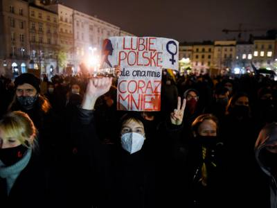 Poland: concerns over intimidation, violence and detentions of peaceful protesters