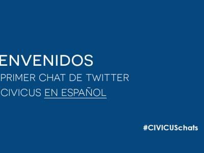 Primer #CIVICUSchats debatió retos de financiación para sociedad civil en América Latina