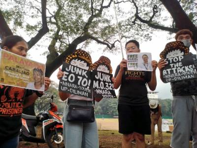 Philippines: Raids on NGO offices, arbitrary arrests of activists and freezing of accounts