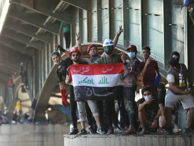 Iraq: Over 700 people killed and 2800 arrested since protests started in October