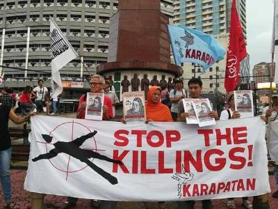 Philippines: Stop the Attacks against Human Rights Defenders and Protect Civic Space