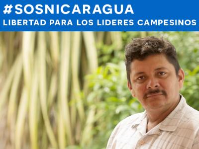 Carta desde la prisión: líder campesino nicaragüense, Medardo Mairena
