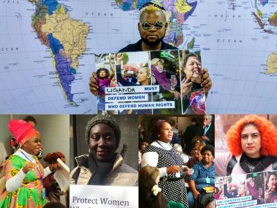 CIVICUS en la Comisión de la Condición Jurídica y Social de la Mujer de la ONU