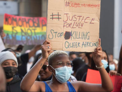 Freedom Day: more needs to be done to stop killings of LGBTQI+ people in South Africa