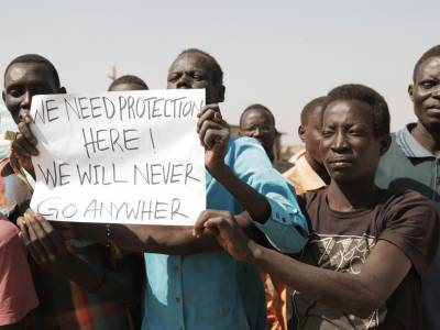 Joint Letter to UN: Strengthen and renew the mandate of the Commission on Human Rights in South Sudan