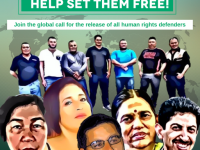 The Council must address arbitrary detention of human rights defenders