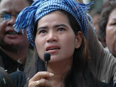 JOINT STATEMENT: Civil Society Groups Call for the Release of Tep Vanny