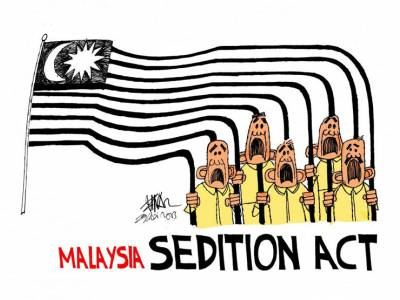 Malaysia: Acquittal of individuals charged for sedition a positive move for free speech