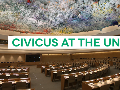 Joint Letter: Closing of the 36th session of the UN Human Rights Council