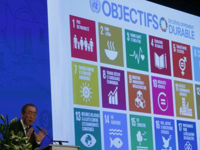 Should not meeting the Sustainable Development Goals get you fired?