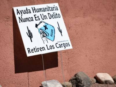 Opinion: Government attacks on humanitarian organisations and human rights rising