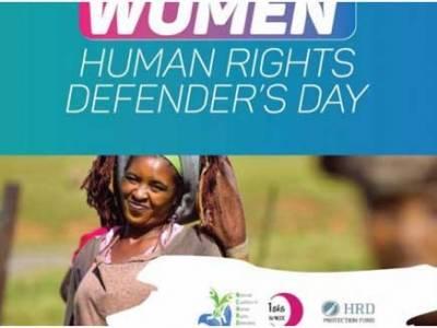 Les femmes défenseures des droits humains font face à des risques accrus en raison de leur sexe