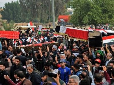 Iraq: Authorities must immediately stop targeting protesters, activists, journalists and the media