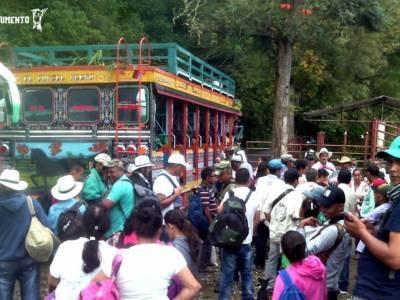 Alerta de Solidaridad: Colombia