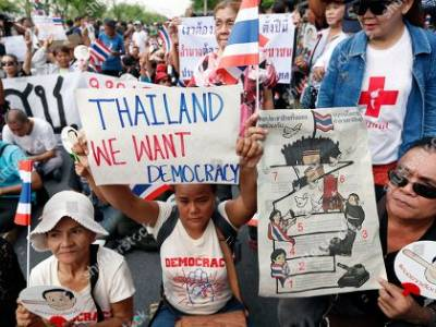 Joint Letter: Restore democratic rule in Thailand