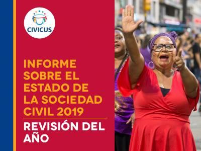 Informe sobre el estado de la sociedad civil 2019