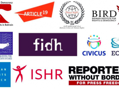 Joint Letter: Human rights violations in Bahrain