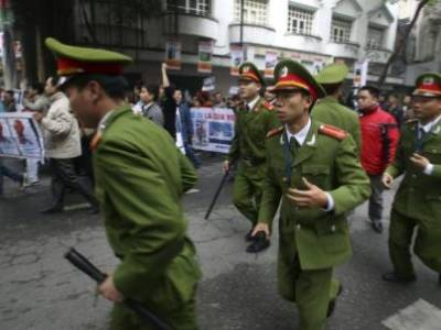 Joint statement on human rights violations in Vietnam