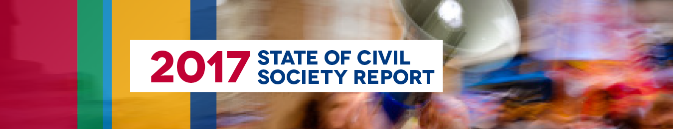 State of Civil Society Report, 2017