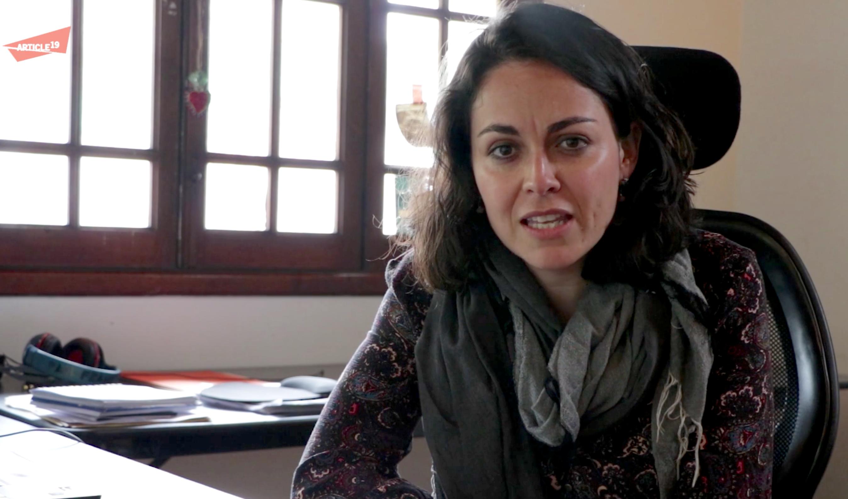 México: En una democracia, no es posible que desaparezcan 43 estudiantes y todo siga igual